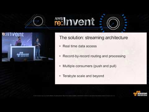 AWS re:Invent 2014 | (ADV303) MediaMath's Data Revolution with Amazon Kinesis and Amazon EMR