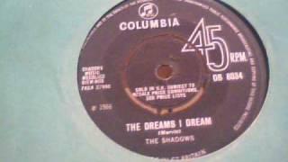 THE SHADOWS  The Dreams i Dream  /  Scotch on the Socks  ( 1966 )