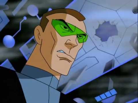 Batman Beyond protects Zeta