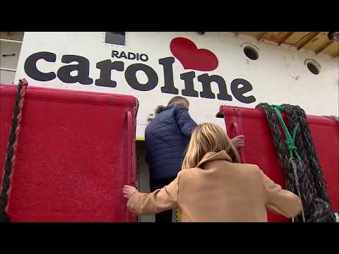 Radio Caroline awarded AM radio licence - Rebecca Barry reports