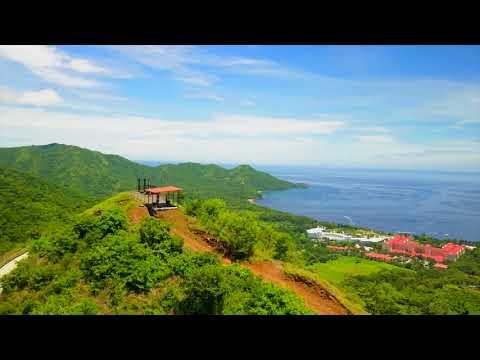 Superman Zipline Diamante Eco Adventure Park, Costa Rica- World Travel Adventurers
