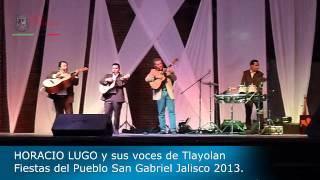 HORACIO LUGO En San Gabriel Jalisco 2013.