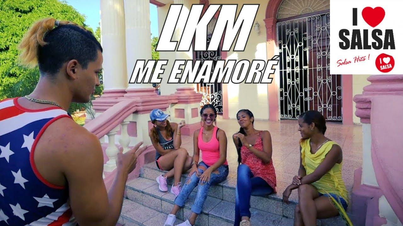 LKM ► ❤️ ME ENAMORÉ ❤️ ► (SALSA GHETTO - SALSA DEL BARRIO)