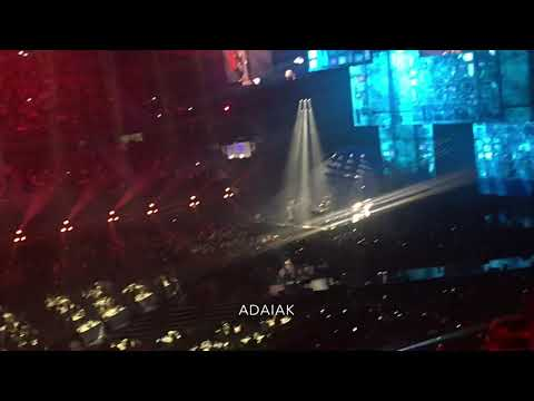Leiva - La Llamada (LIVE) Los 40 Music Awards Madrid