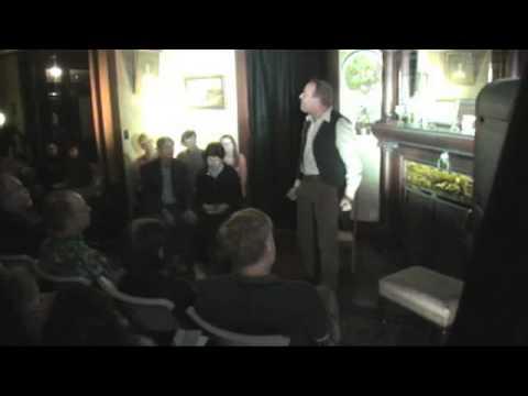 ON IMPULSE - Leif Settergren performs at the Long Beach Bembridge House