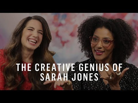 The Creative Process, Trusting Your Intuition & More With Sa