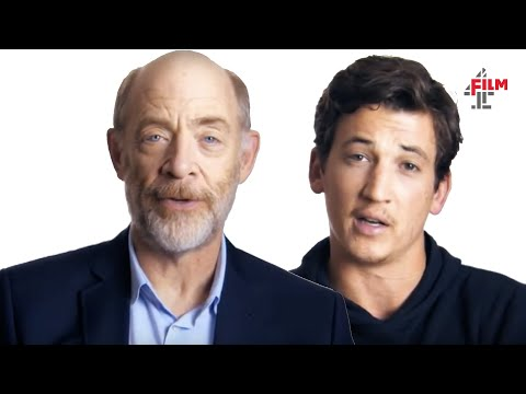 : Miles Teller and JK Simmons talk Whiplash