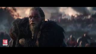 Assassin's Creed Valhalla Trailer PS5 XBOX SERIES X PS4 XBOX ONE PC VIKINGS