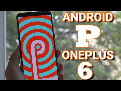 Oneplus 6 Android P Beta First look Changes & Benchmark results!!!!!