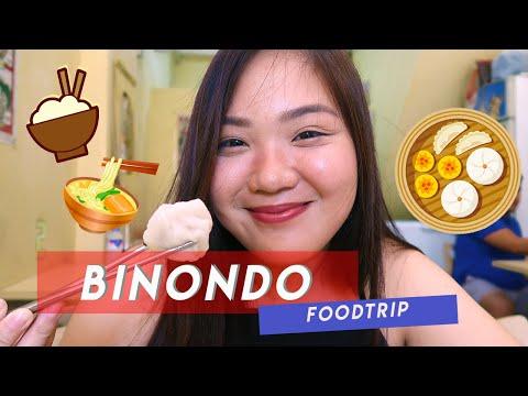 VLOG # 1: Binondo Food Trip Guide 2017!