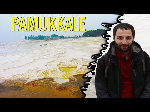 Visitamos el Yellowstone de Turquía - Pamukkale y la Hierapolis de Frigia