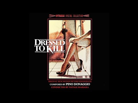 Dressed to kill (1980) Original Motion Picture Soundtrack by