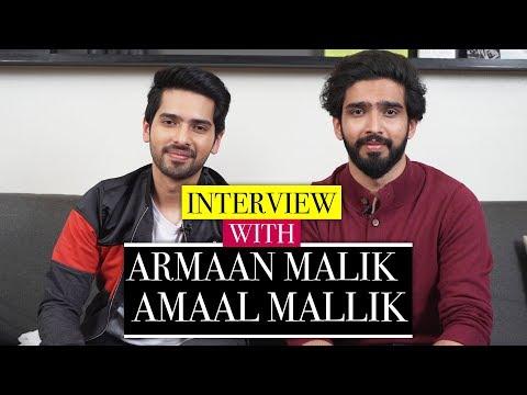 Armaan Malik and Amaal Mallik interview | CineBlitz
