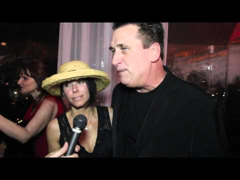 Daniel Baldwin and his wife Robin at Kentucky  Derby Prelude Party 2016
