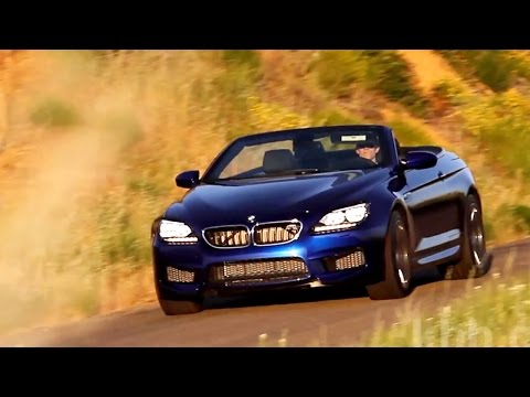 2015 BMW M6 Convertible - Review and Road Test