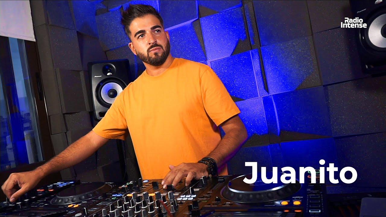 Juanito - Live @ Radio Intense Barcelona 18.09.2020 / Tech House Mix