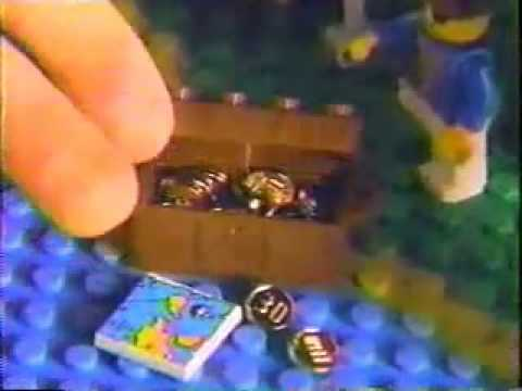 Pirate LEGO Commercial from 1991