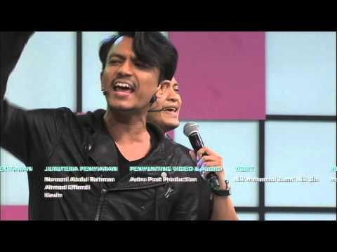 MeleTOP - Persembahan LIVE Mu'adz, Aizat & Faizal '#1MomentForThem Ep 181 [19.4.2016]