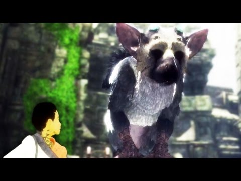 DON'T HURT MY TRICO | The Last Guardian - Part 3