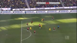 Hannover 96 vs. Borussia Dortmund