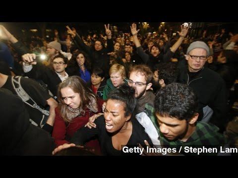 Protests Over Police Killings Take Violent Turn In Berkeley