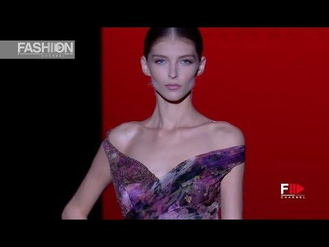 HANNIBAL LAGUNA Full Show Spring Summer 2018 Madrid - Fashion Channel