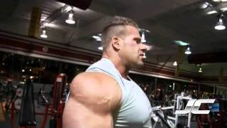 Jay Cutler Arms - Triceps