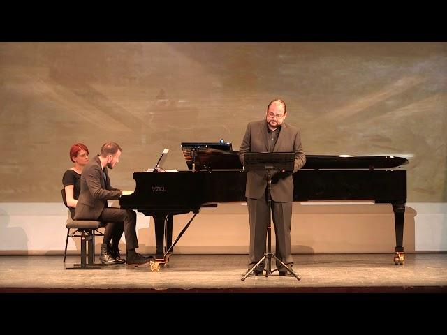 Ravel / Deux épigrammes de Clément Marot / Kevork Tavityan