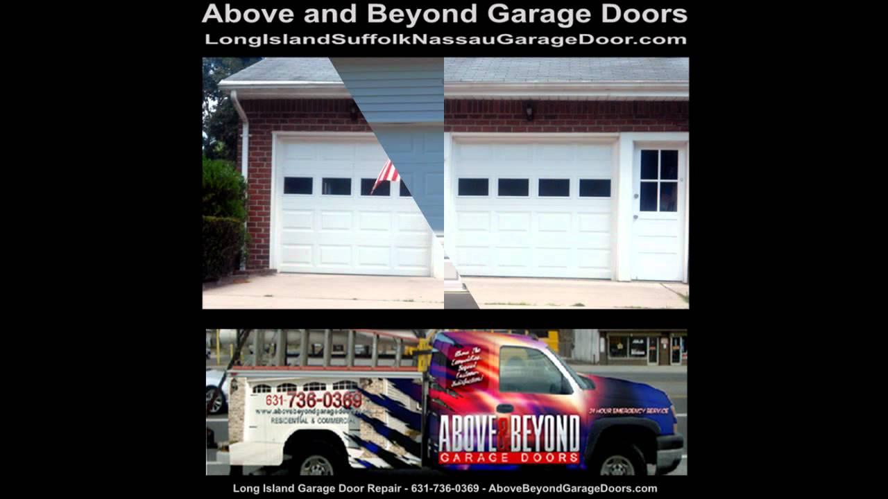 Garage Door Repair Long Island Suffolk Nassau Garage Doors By