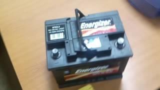Energizer Plus 60Ah 540A