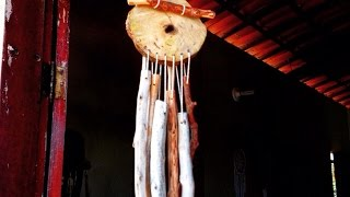 How To Make Pretty Wooden Wind Chimes - DIY Home Tutorial - Guidecentral