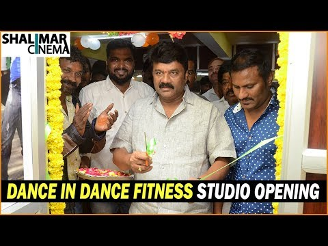 Talasani Srinivas Yadav Launches Dance in Dance Fitness Studio Opening  Shalimarcinema