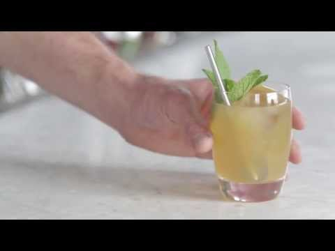 How to Cocktail: Whiskey Smash (VIDEO) | HuffPost Life