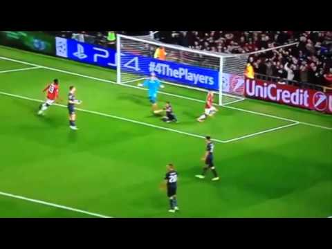 Manchester United vs Olympiakos 3-0 ~ All Goals and Highlights ~ 19-03-2014