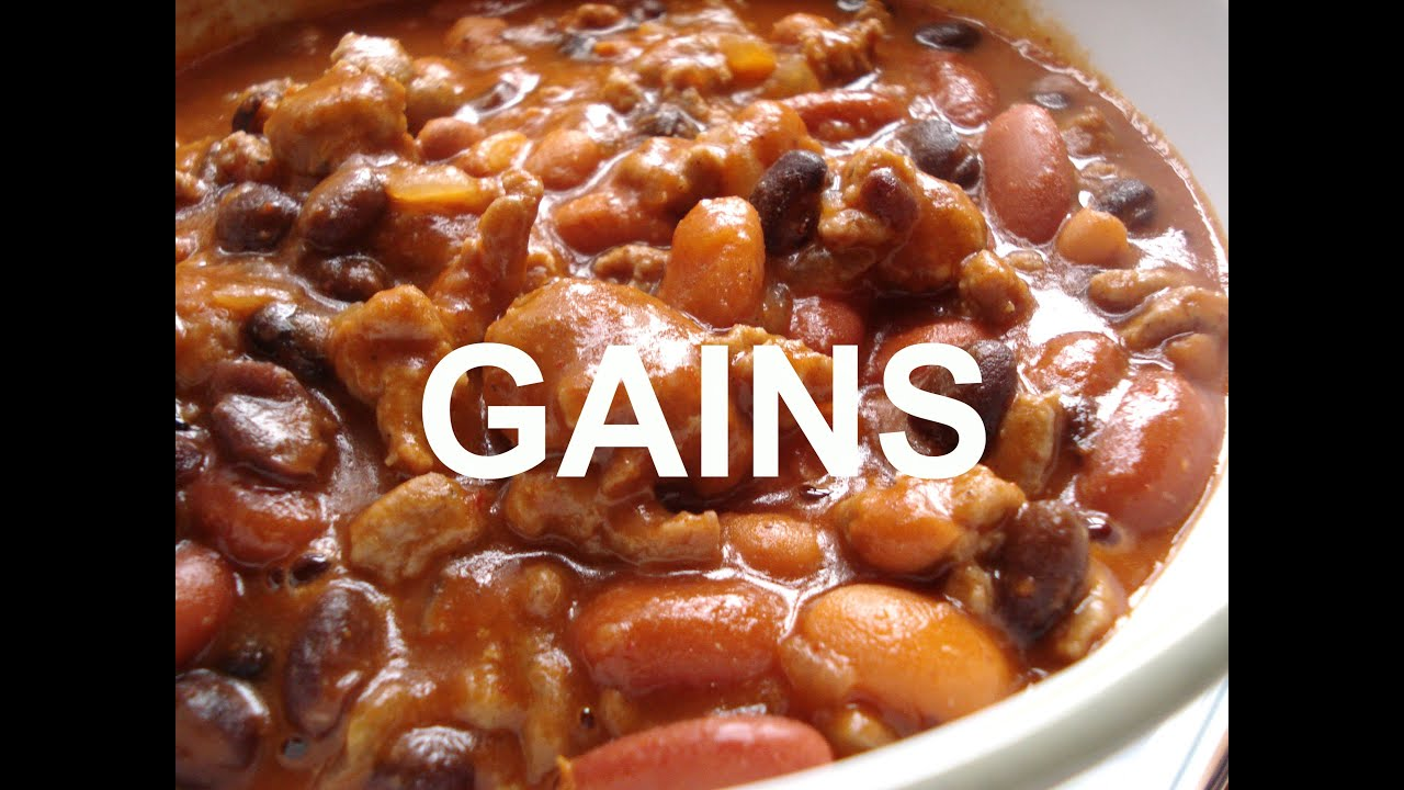 Image result for chili gains