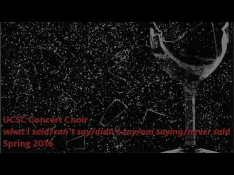 Three Songs - Philip Glass