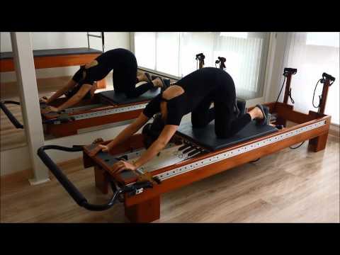 Mobilização da coluna vertebral - Linea Pilates Campinas