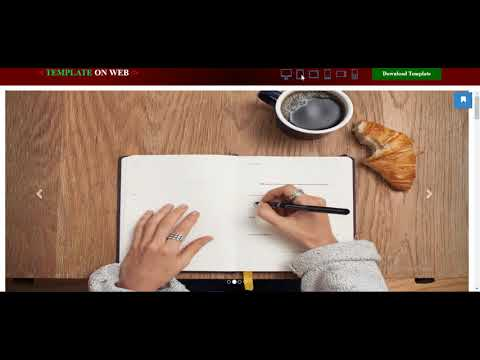 Free Education Website Theme - Template On Web