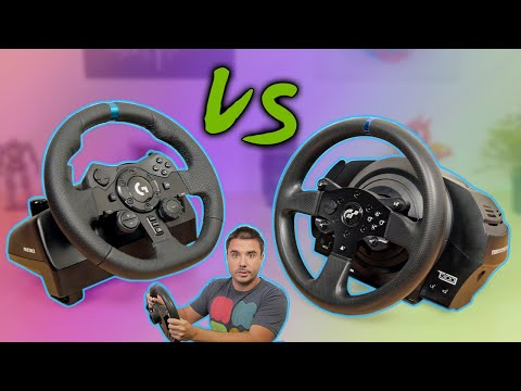 G923 vs T300RS GT - Mainstream SHOWDOWN, which is BETTER?