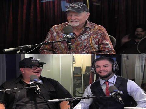 Opie & Jim Norton - Bob Kelly, Cody Garbrandt, Mike Love (09-13-2016)