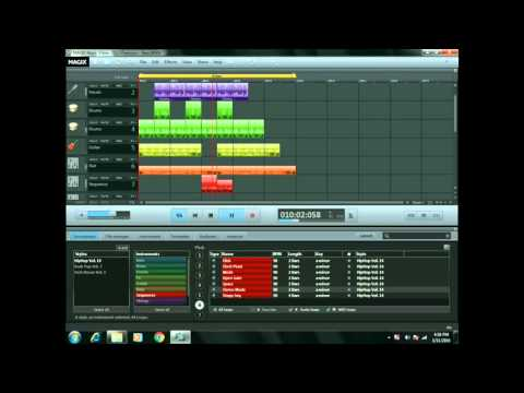Magix Music Maker | Words Most Fastest Easiest and Professional |  Windows And Mac Program