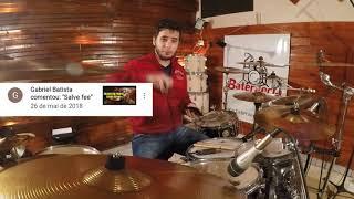 Baixar Vídeo Aula de Bateria - Aula 8 - Virada com Levada Sertaneja - Jesse