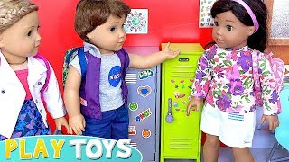 Baby  Dolls After School Sport Activities Toys Play!