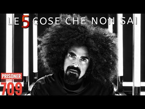 5 COSE CHE NON SAI SU PRISONER 709 | CAPAREZZA