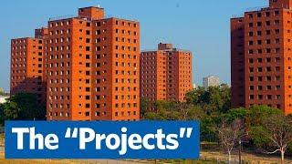 Warum bauen wir high-rise Wohnungsbau-Projekte?