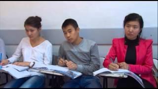 Kırgızistan Türkiye Manas Üniversitesi Tanitim Filmi KTMU 2013 2014 TR 7min