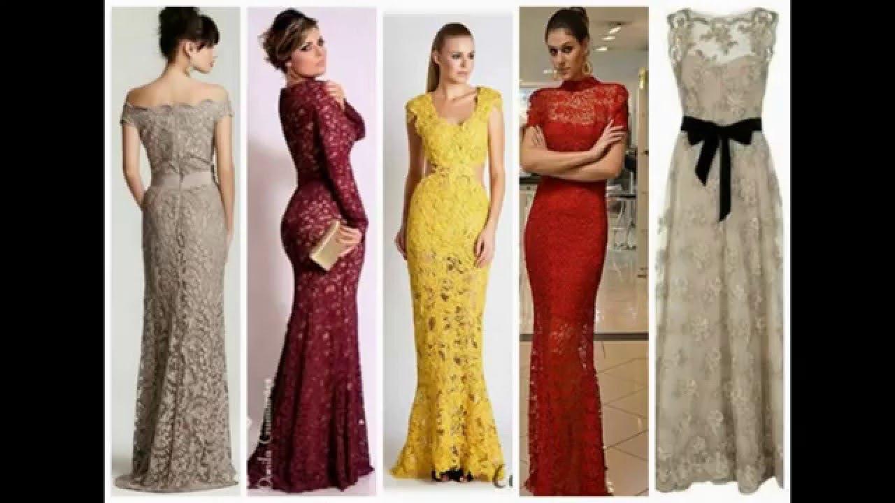 7f768431b 3 Modelos Vestidos Para Madrinhas de Casamento 2016 - YouTube