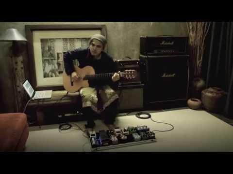 Musafir di Aidilfitri - S. Jibeng - Classical Fingerstyle Instrumental Akustik Acoustic Guitar Cover
