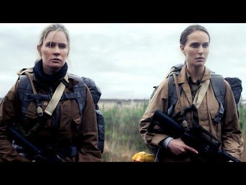 Annihilation   Official Trailer starring Natalie Portman (Paramount Pictures)
