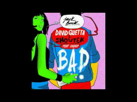 David Guetta - Bad ft Vassy (BASS BOOSTED)